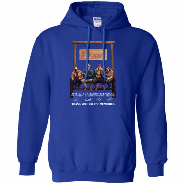 3 Years Of The Ranch Anniversary Shirt, Hoodie, Tank Apparel 10