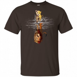 Baby Simba Reflect Lion King Shirt, Hoodie, Tank New Designs