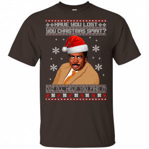 Have You Lost Your Christmas Spirit Cuz I'll Help You Find It Shirt, Hoodie, Tank