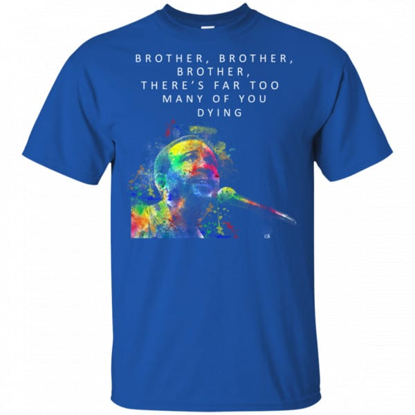 Brother Brother Brother There's Far Too Many Of You Dying Marvin Gaye Shirt, Hoodie, Tank New Designs 5