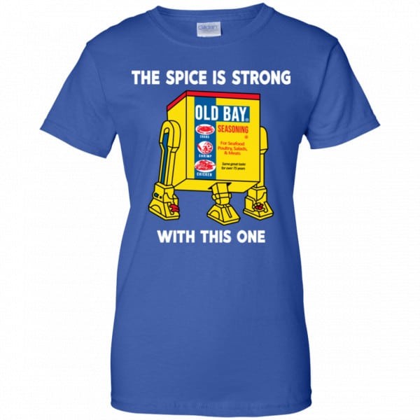The Spice Is Strong With This One Shirt, Hoodie, Tank Apparel 14