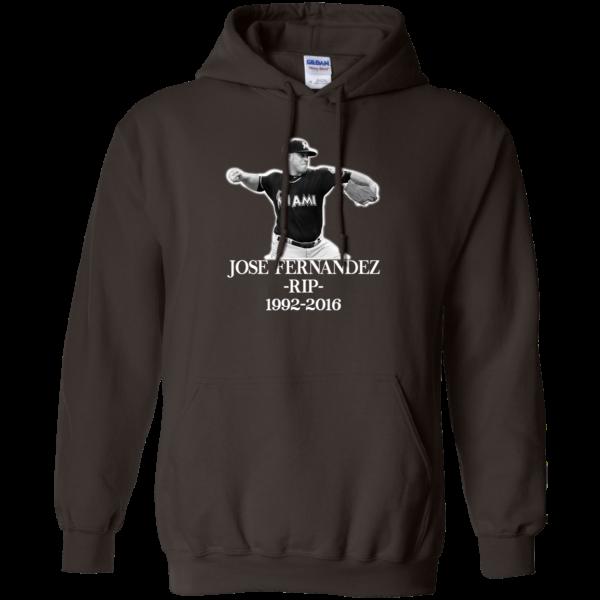 Rip Jose Fernandez 1992 2016 Shirt, Hoodie, Tank