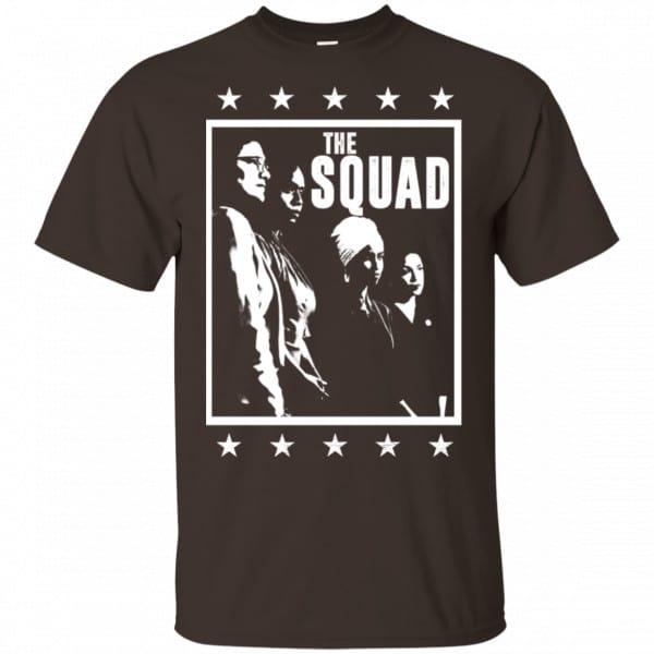 Squad AOC Rashida Tlaib ILhan Omar Ayanna Pressley Shirt, Hoodie, Tank New Designs 4