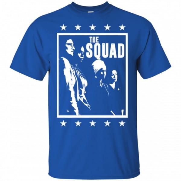 Squad AOC Rashida Tlaib ILhan Omar Ayanna Pressley Shirt, Hoodie, Tank New Designs 5