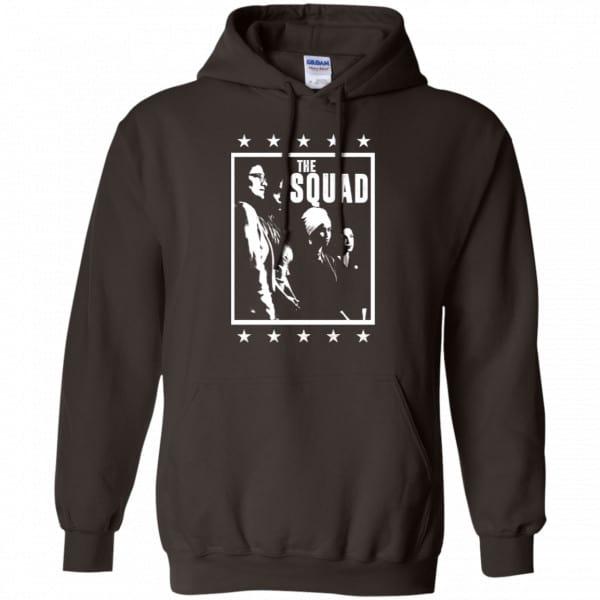 Squad AOC Rashida Tlaib ILhan Omar Ayanna Pressley Shirt, Hoodie, Tank New Designs 9