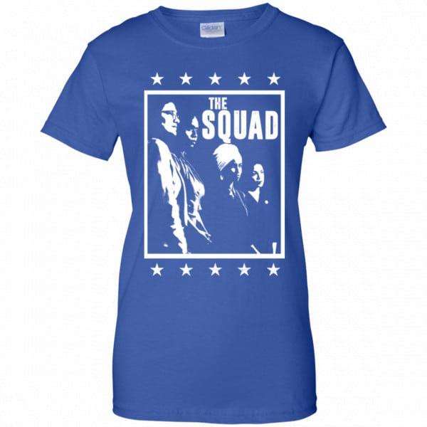 Squad AOC Rashida Tlaib ILhan Omar Ayanna Pressley Shirt, Hoodie, Tank New Designs 14