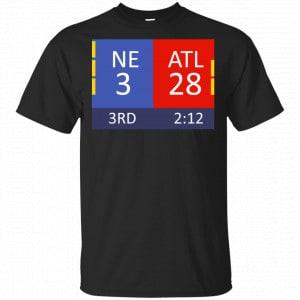 Atlanta Falcons Blew A 28-3 Lead Shirt, Hoodie, Tank New Designs