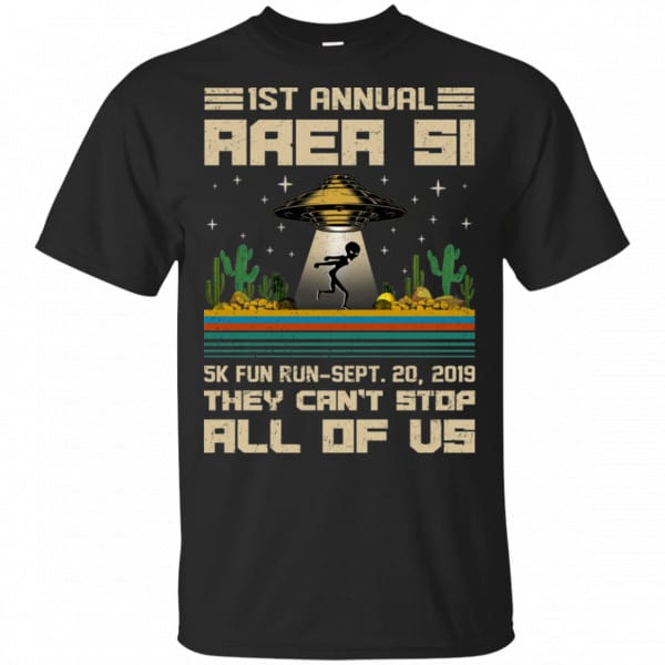 1ST Annual Area Si 5K Fun Run Sept 20 2019 Shirt, Hoodie, Tank New Designs 3