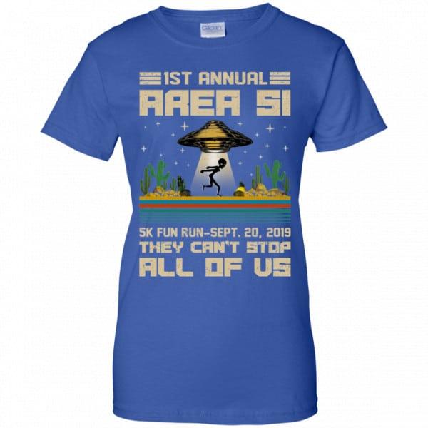 1ST Annual Area Si 5K Fun Run Sept 20 2019 Shirt, Hoodie, Tank New Designs 14