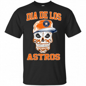 Dia De Los Astros Shirt, Hoodie, Tank Apparel