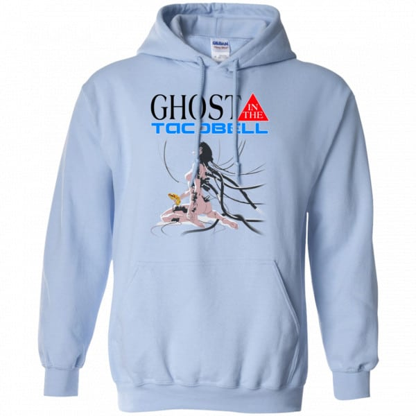 Ghost In The Taco Bell Shirt, Hoodie, Tank Apparel