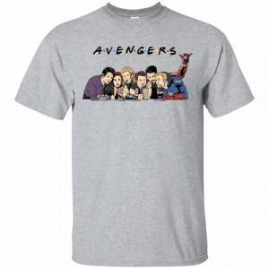 Avengers Friends Shirt, Hoodie, Tank