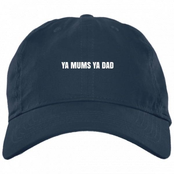 Ya Mums Ya Dad Hat Black Dad Hat Hat 3