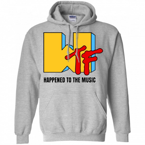 WTF Happend To The Music Shirt, Hoodie, Tank New Designs 9
