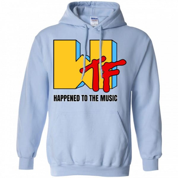 WTF Happend To The Music Shirt, Hoodie, Tank New Designs 11