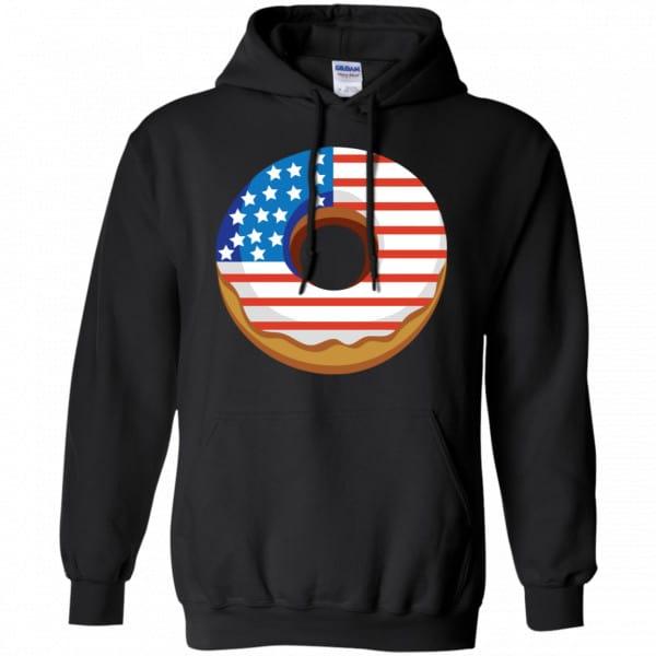 4Th Of July Donut America Flag Shirt, Hoodie, Tank Apparel 7