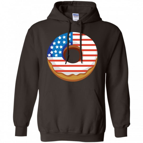4Th Of July Donut America Flag Shirt, Hoodie, Tank Apparel 9