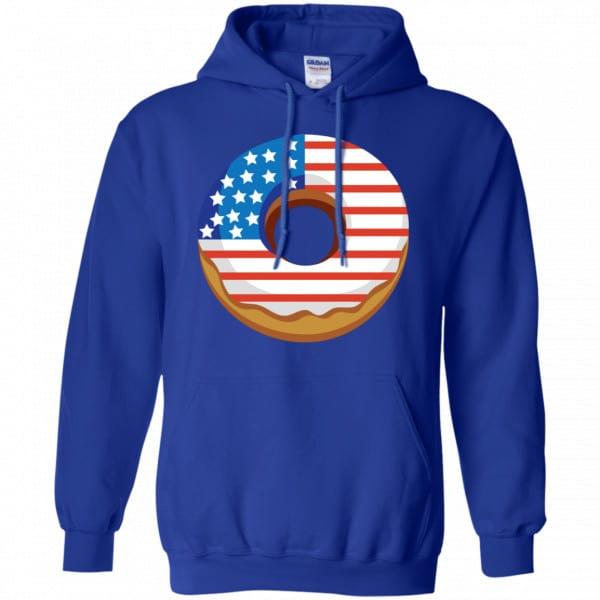 4Th Of July Donut America Flag Shirt, Hoodie, Tank Apparel 10