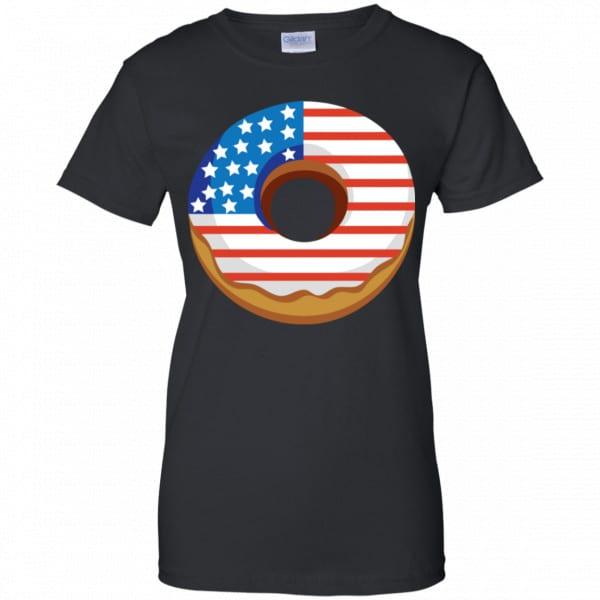 4Th Of July Donut America Flag Shirt, Hoodie, Tank Apparel 11