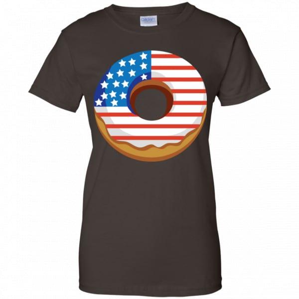 4Th Of July Donut America Flag Shirt, Hoodie, Tank Apparel 12