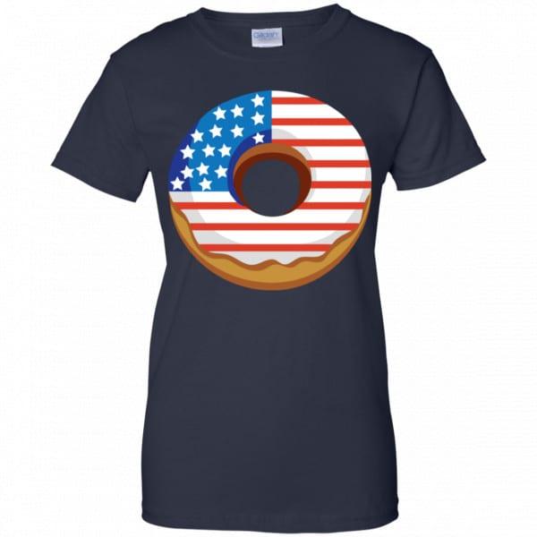 4Th Of July Donut America Flag Shirt, Hoodie, Tank Apparel 13