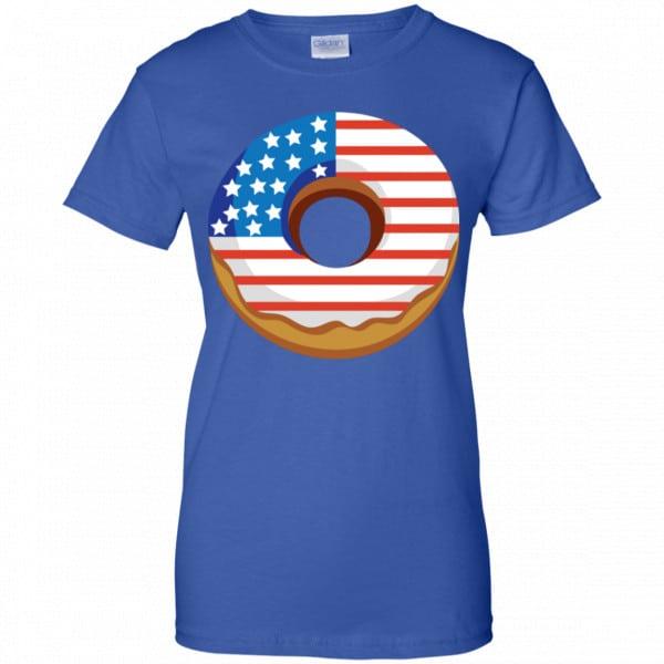 4Th Of July Donut America Flag Shirt, Hoodie, Tank Apparel 14