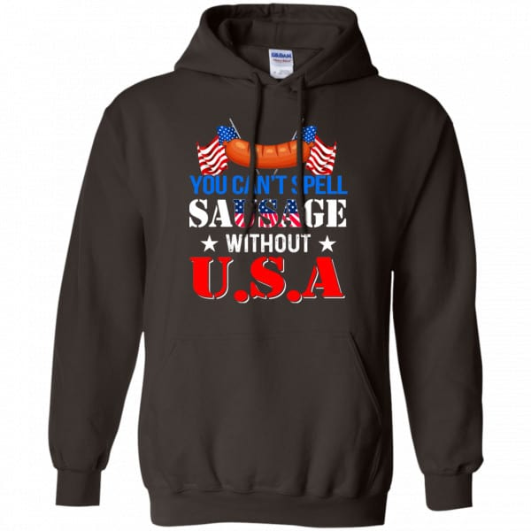 You Can't Spell Sausage Without USA Shirt, Hoodie, Tank Apparel 9