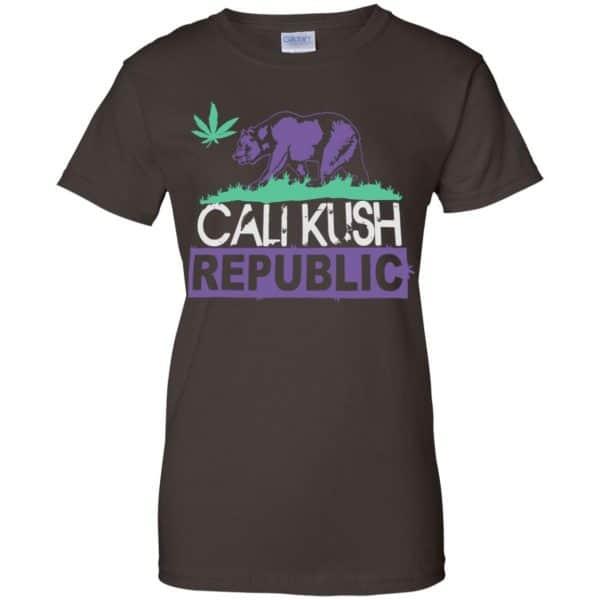 California Republic Cali Kush Shirt, Hoodie, Tank