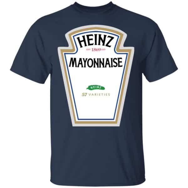 Mayonnaise Costume Shirt, Hoodie, Tank Apparel