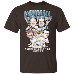 Curveball Shirt, Hoodie, Tank Apparel 2