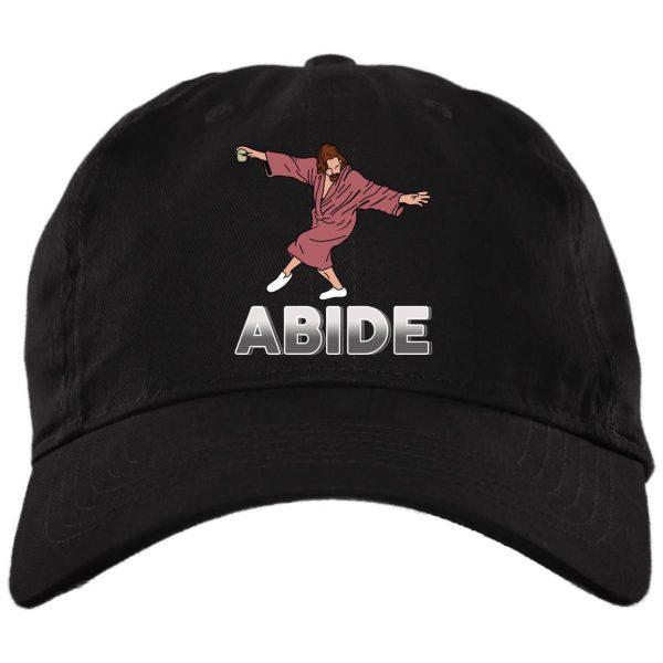Dude Abide Pose Hat Hat 3