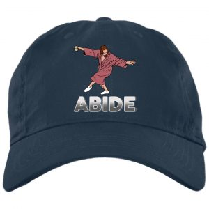 Dude Abide Pose Hat
