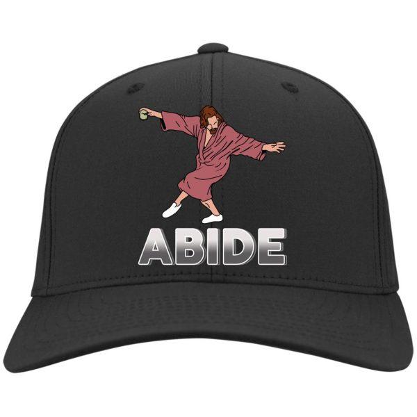 Dude Abide Pose Hat Hat 5