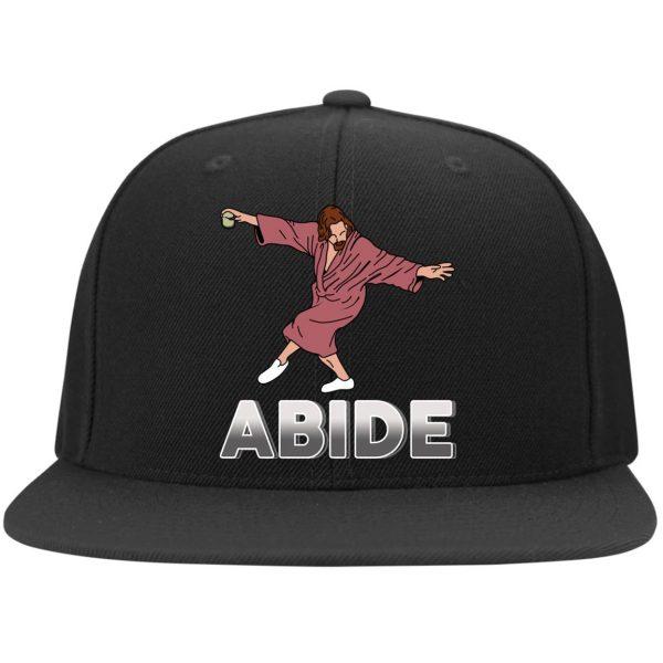 Dude Abide Pose Hat Hat 6