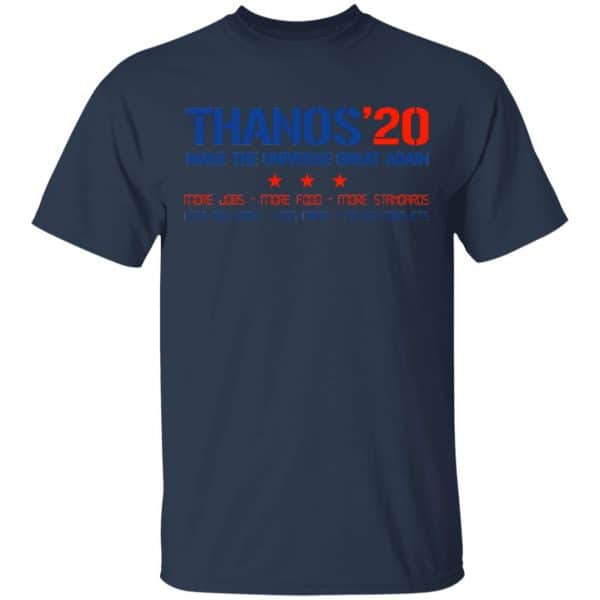 Thanos 2020 Make The Universe Great Again Shirt, Hoodie, Tank Apparel 6