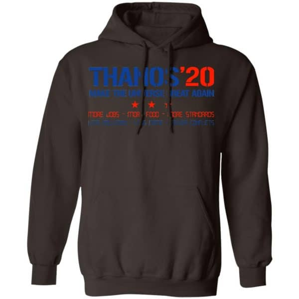 Thanos 2020 Make The Universe Great Again Shirt, Hoodie, Tank Apparel 9