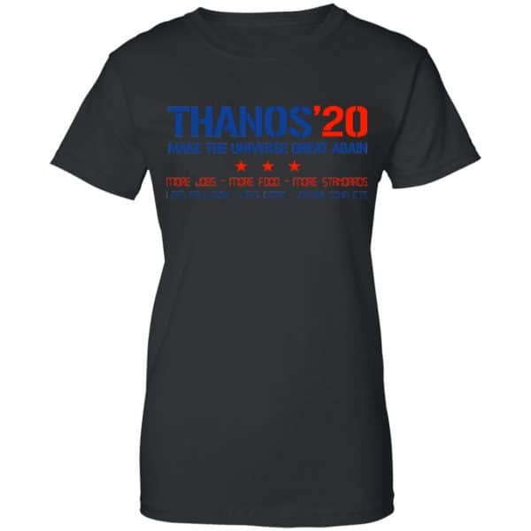 Thanos 2020 Make The Universe Great Again Shirt, Hoodie, Tank Apparel 11