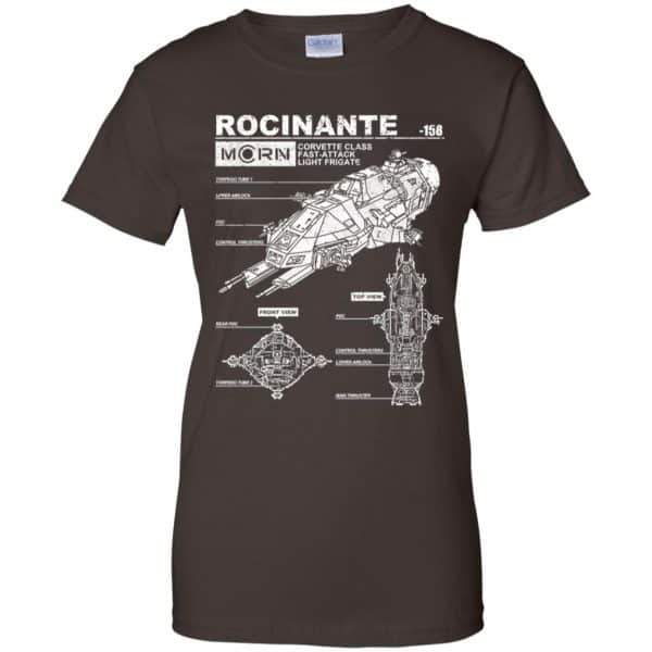 Rocinante Specs The Expanse Shirt, Hoodie, Tank Apparel