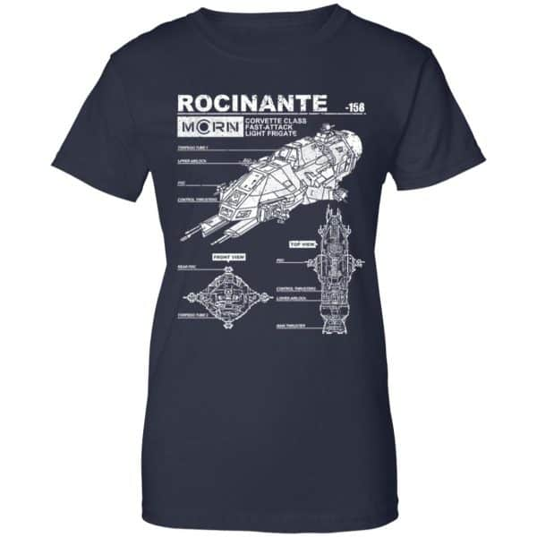 Rocinante Specs The Expanse Shirt, Hoodie, Tank