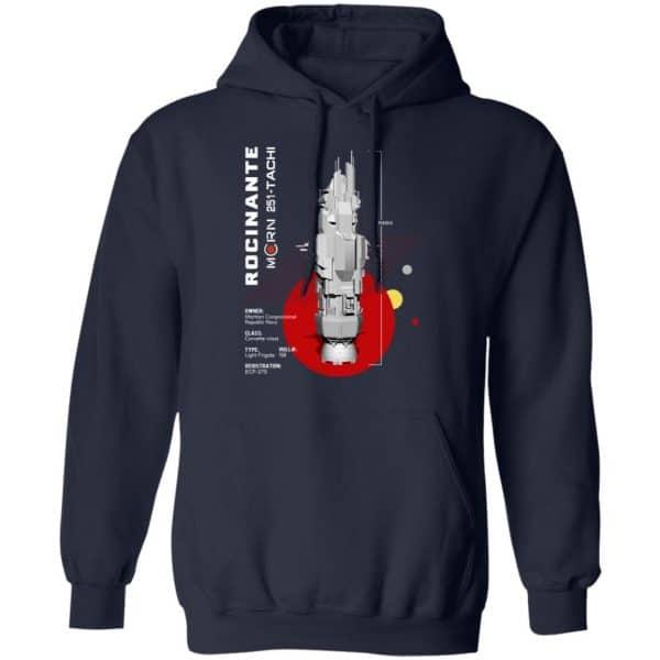 The Expanse Rocinante Ship Shirt, Hoodie, Tank