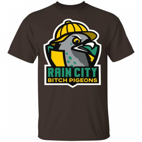 Rain City Bitch Pigeons Shirt, Hoodie, Tank Best Selling 4