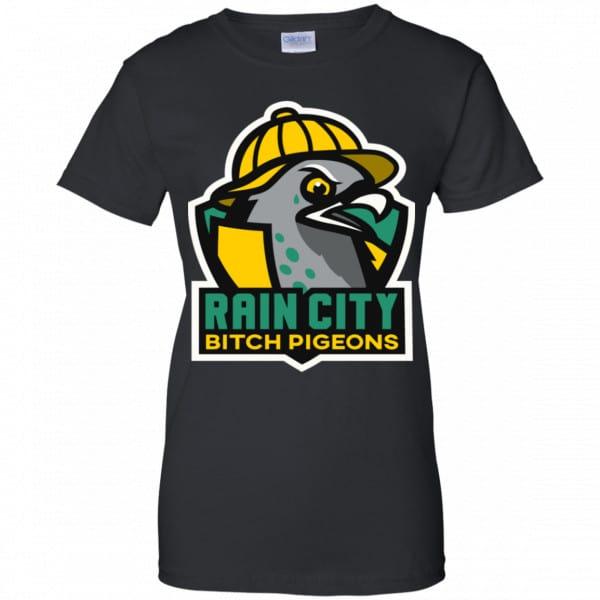 Rain City Bitch Pigeons Shirt, Hoodie, Tank Best Selling 11