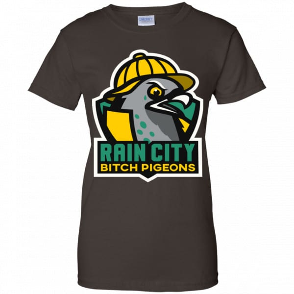 Rain City Bitch Pigeons Shirt, Hoodie, Tank Best Selling 12