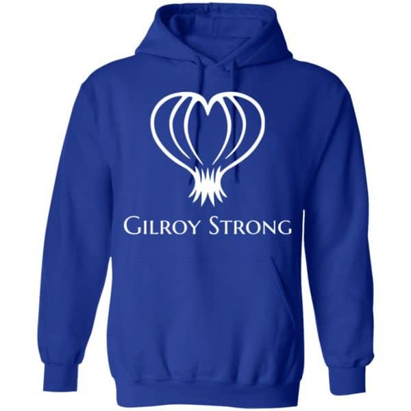 Gilroy Strong T-Shirt, Gilroy Garlic Festival, California Shirt, Hoodie, Tank