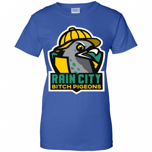 Rain City Bitch Pigeons Shirt, Hoodie, Tank Best Selling 14