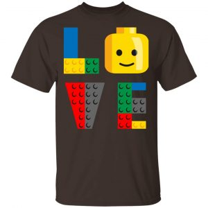 Love Lego Shirt, Hoodie, Tank New Designs