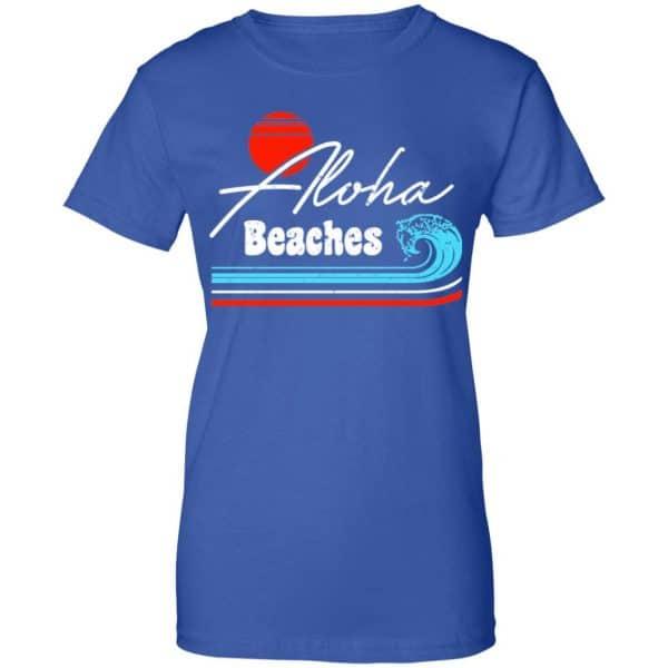 Aloha Beaches Vintage Retro Shirt, Hoodie, Tank New Designs