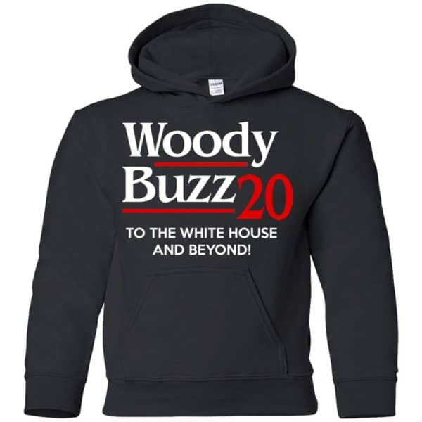 Woody Buzz 2020 To The White House And Beyond Youth Shirt, Hoodie, Tank