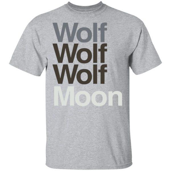 3 Wolvetica Shirt, Hoodie, Tank Apparel 3