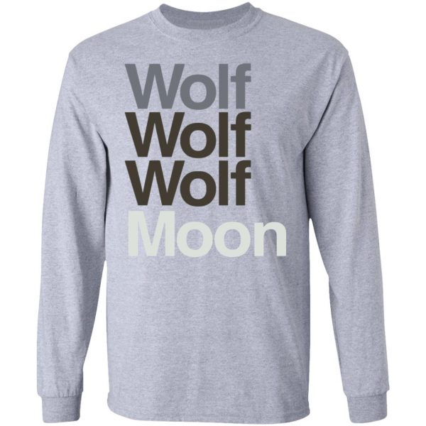 3 Wolvetica Shirt, Hoodie, Tank Apparel 6